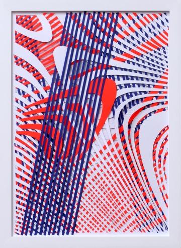 cut-out #9, 21 x 29 cm, 2017