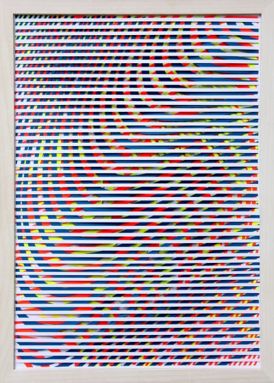 mozart #7, 30 x 42 cm, 2018