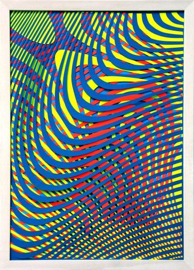 mozart #8, 30 x 42 cm, 2018