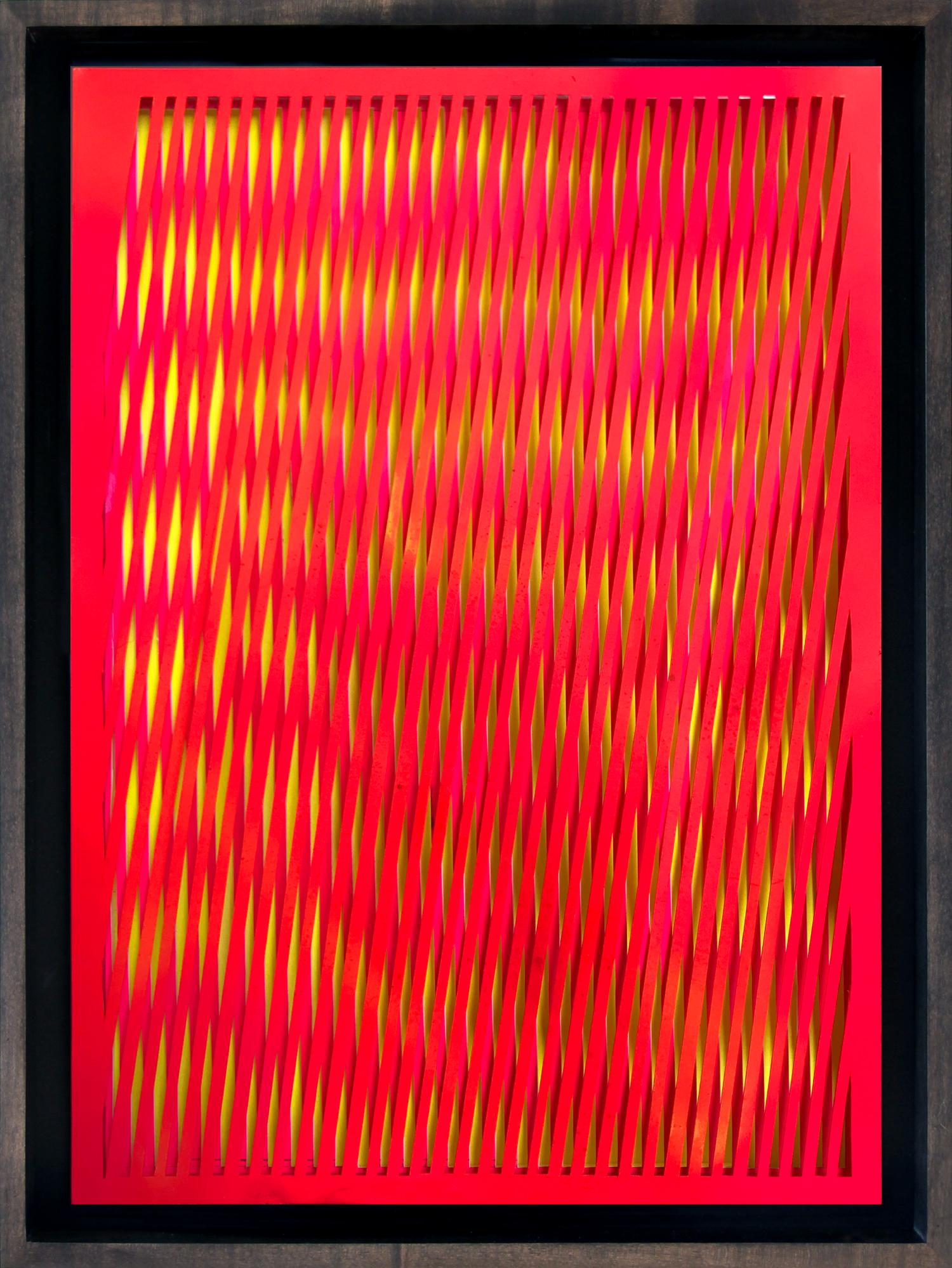 c1 | Scherenschnitt, PVC-Folie, Acryl | 42 x 29,5 cm | 2019